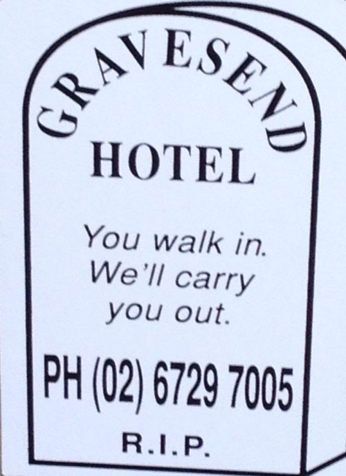Gravesend Hotel - Accommodation Fremantle