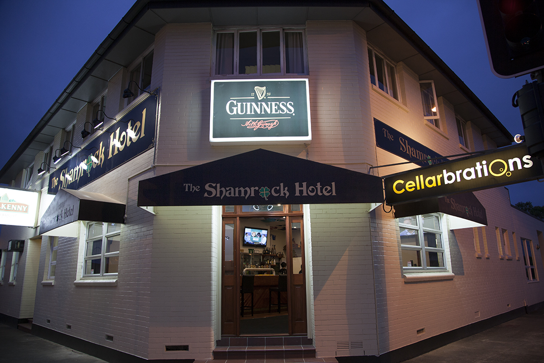 Shamrock Hotel - Accommodation Fremantle