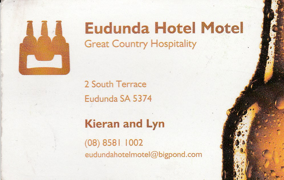 Eudunda Hotel Motel - Accommodation Fremantle