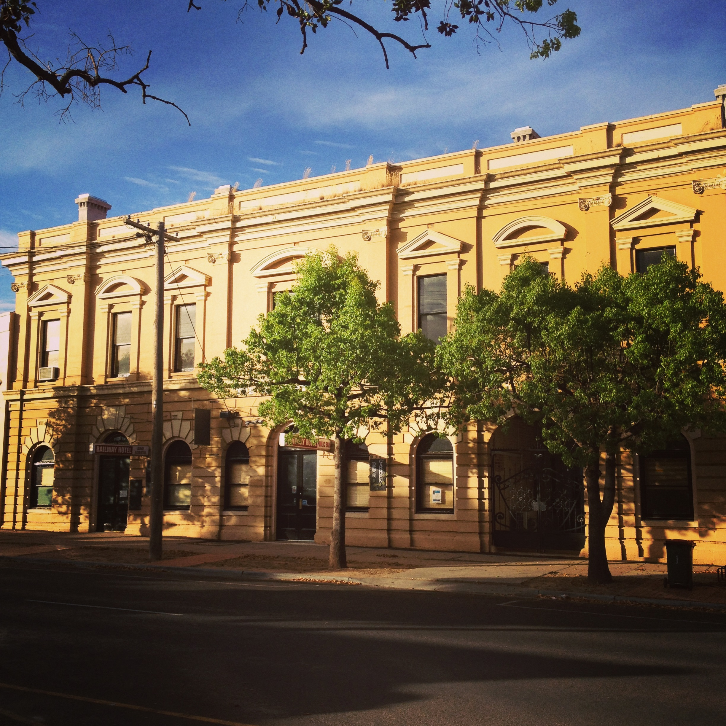 Railway Hotel Dunolly - Accommodation Fremantle