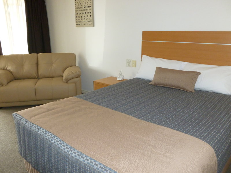 Sundowner Bendigo Golden Reef Motor Inn - Accommodation Fremantle