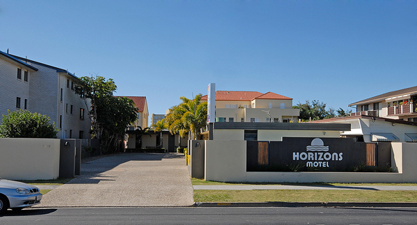 Horizons Motel - Accommodation Fremantle