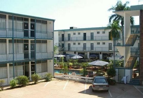 Comfort Inn Asti Darwin - Accommodation Fremantle