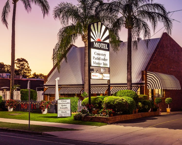Country Pathfinder Motor Inn - Accommodation Fremantle