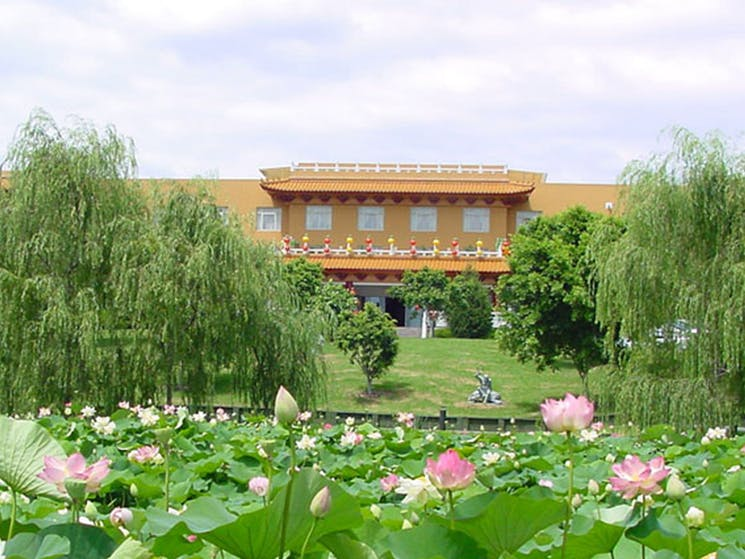 Nan Tien Temple Pilgrim Lodge - Accommodation Fremantle
