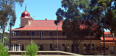 Peterborough Railway Hotel - Accommodation Fremantle