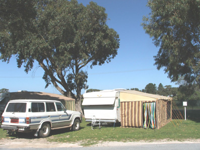 Waterloo Bay Tourist Park - Accommodation Fremantle