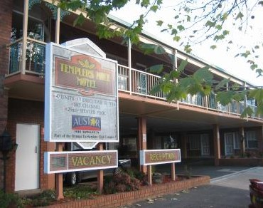 Templers Mill Motel - Accommodation Fremantle