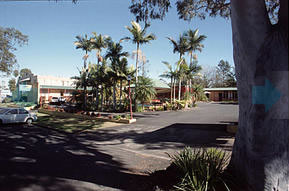 Dawson Motor Inn - Accommodation Fremantle