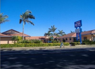 Twin Pines Motel - Accommodation Fremantle