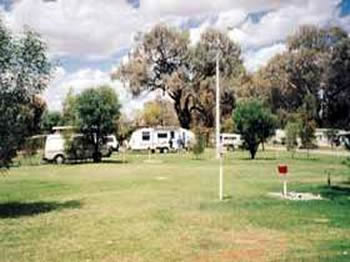Morgan Riverside Caravan Park - Accommodation Fremantle