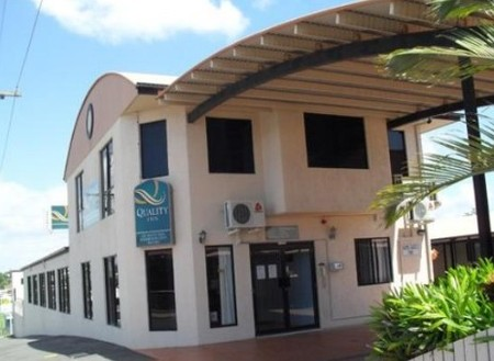Quality Inn Harbour City - Accommodation Fremantle