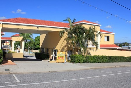 Harbour Sails Motor Inn - Accommodation Fremantle