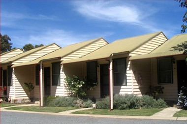 The Village Cabins - Accommodation Fremantle