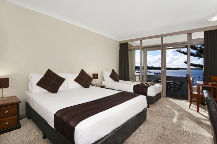 Waters Edge Country Comfort - Accommodation Fremantle
