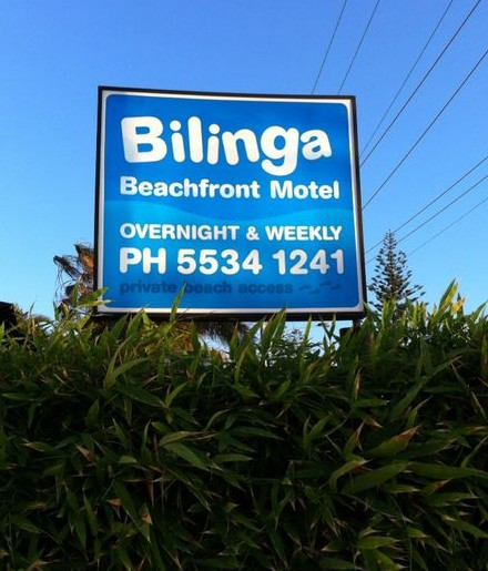 Bilinga Beach Motel - Accommodation Fremantle