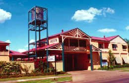 Dalby Homestead Motel - Accommodation Fremantle
