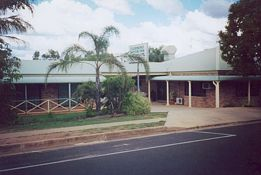 Clermont Motor Inn - Accommodation Fremantle