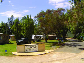 Wellington Caravan Park - Accommodation Fremantle