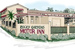 Rocky Gardens Motor Inn - Accommodation Fremantle