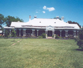 Coombing Park Homestead - Accommodation Fremantle
