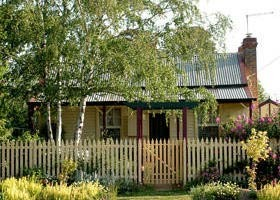 Rossmore Cottage - Accommodation Fremantle