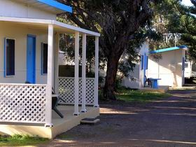 Kingscote Nepean Bay Tourist Park And Parade Units - Accommodation Fremantle