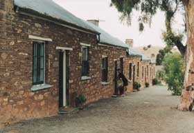 Burra Heritage Cottages - Tivers Row