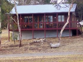 Ivybrook Vineyard Cottage - Accommodation Fremantle