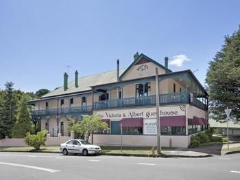 The Victoria amp Albert Guesthouse - Accommodation Fremantle