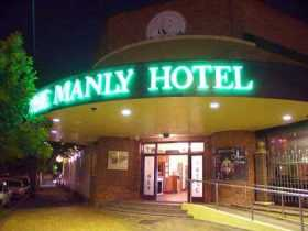 Manly Hotel The - Accommodation Fremantle