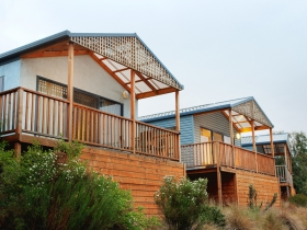 Discovery Holiday Parks Hobart Cosy Cabins - Accommodation Fremantle