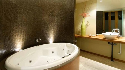 Hepburn Spa Pavilions - Saffron - Accommodation Fremantle
