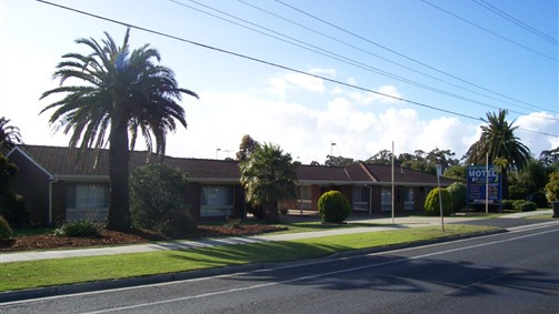 Geelong Golden Palms Motel - Accommodation Fremantle