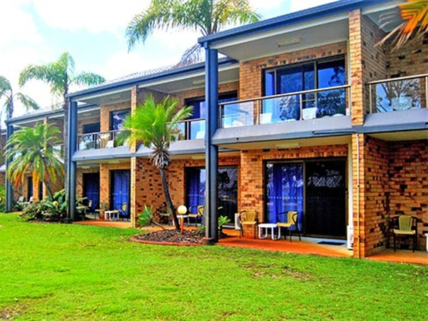 Bribie Waterways Motel - Accommodation Fremantle