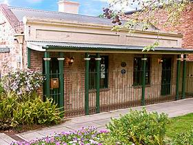 Chichester Gardens Cottage - Accommodation Fremantle