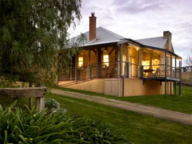 Longview Vineyard Homestead - Accommodation Fremantle