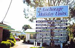 Anchorage Holiday Units - Accommodation Fremantle