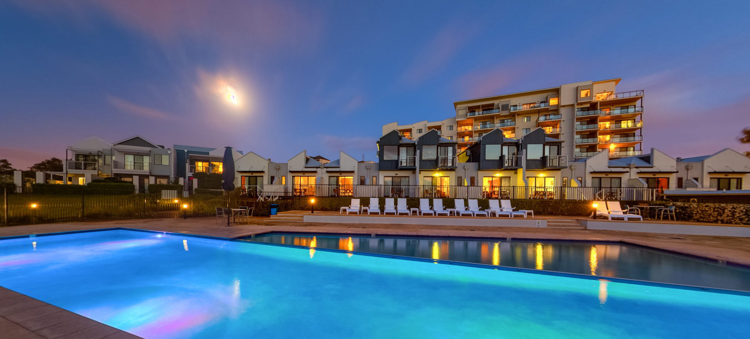 Assured Ascot Quays Apartment Hotel - Accommodation Fremantle
