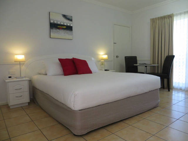 Charters Towers Heritage Lodge Motel - Accommodation Fremantle