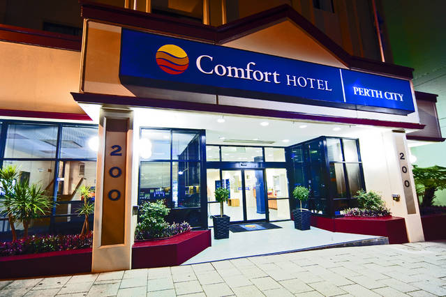 Comfort Hotel Perth City - Accommodation Fremantle