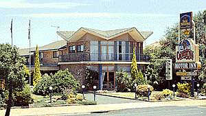 Countryman Motor Inn - Accommodation Fremantle