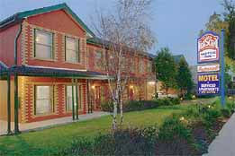 Footscray Motor Inn  Serviced Apartments - Accommodation Fremantle