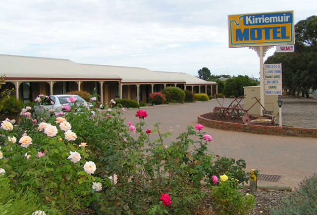 Kirriemuir Motel & Cabins