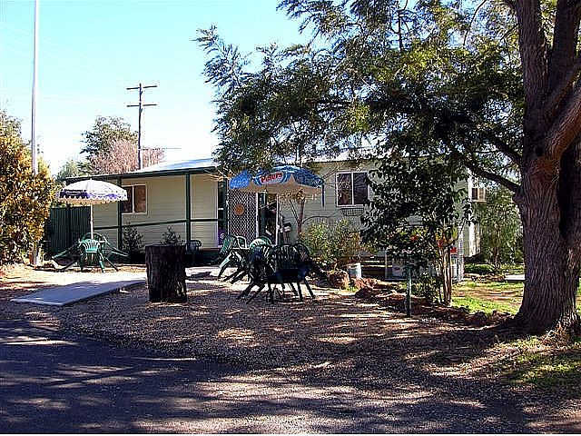 Manilla River Gums Caravan Park - Accommodation Fremantle