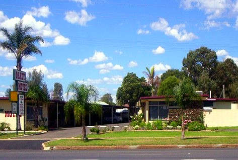 Oakey Motel - Accommodation Fremantle
