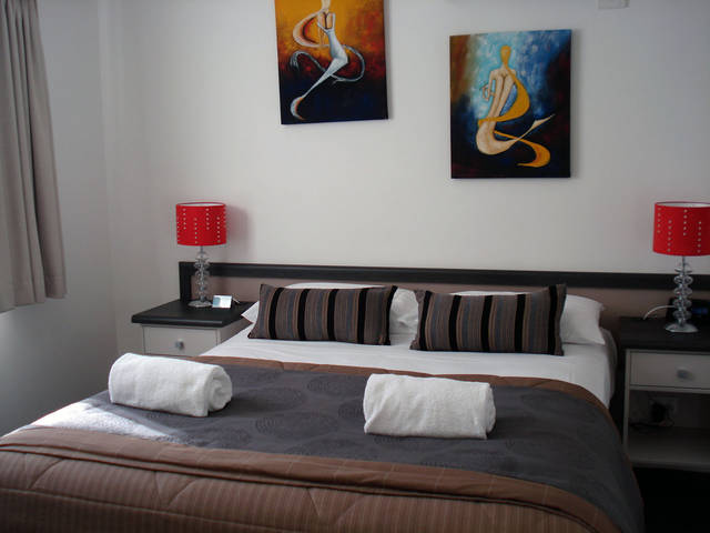 Oakey Motor Inn - Accommodation Fremantle