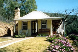 Price Morris Cottage - Accommodation Fremantle