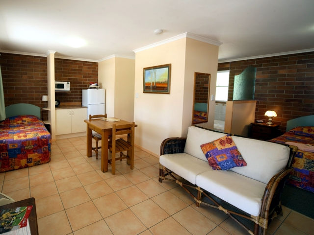 Rubyvale Motel  Holiday Units - Accommodation Fremantle