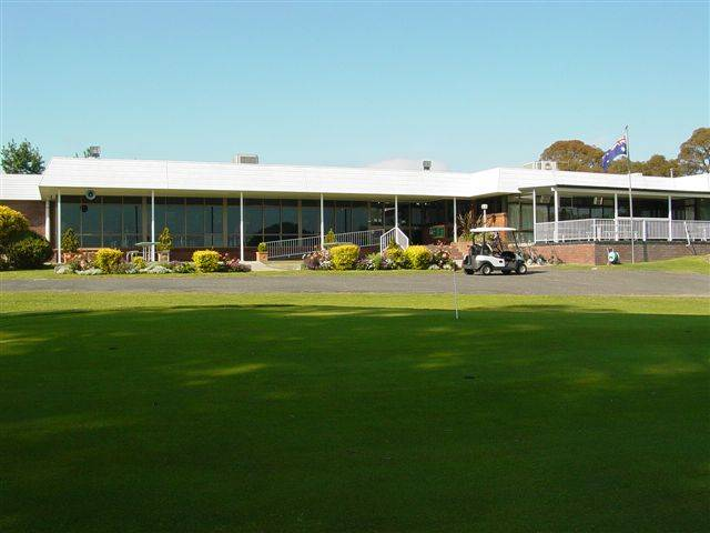 Tenterfield Golf Club and Fairways Lodge - Accommodation Fremantle